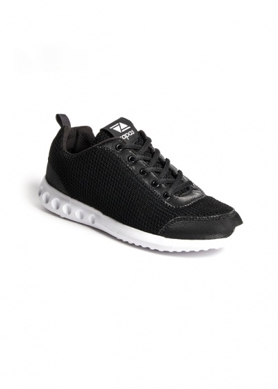 Giày thể thao nam Zapas Runner ZR001 (màu đen)