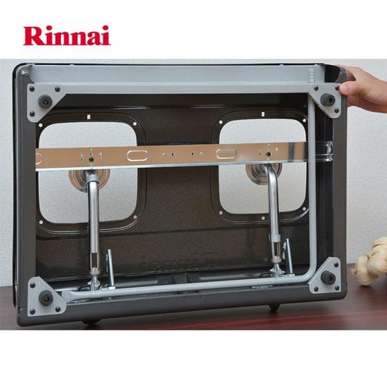 Bếp gas đôi để bàn Rinnai RV-360GM