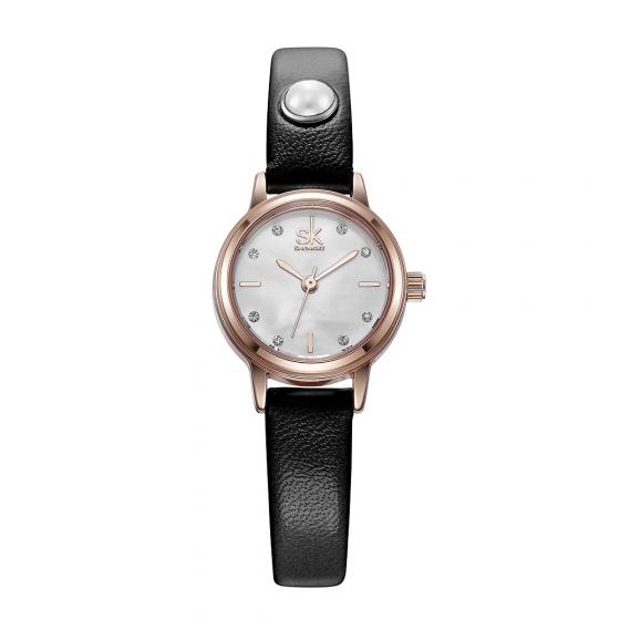 Đồng hồ nữ chính hãng Shengke Korea K8011L-04(RG)