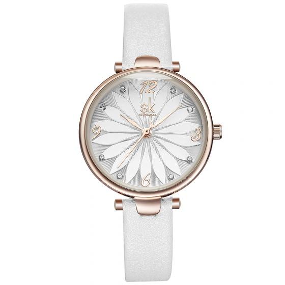 Đồng hồ nữ chính hãng Shengke UK K8047L-03(RG)