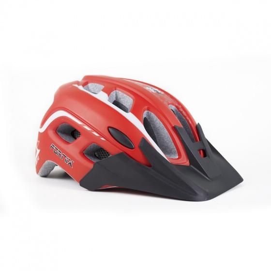 Nón bảo hiểm thể thao Fornix - NM38L (đỏ trắng)