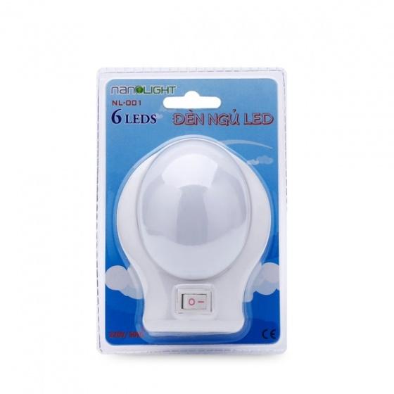 Combo đèn pin LED sạc Solar SLT-001 + Đèn ngủ NL-001