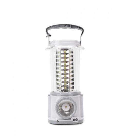 Combo đèn lồng LED sạc Nanolight LL-003 và Đèn pin Solar SLT-001