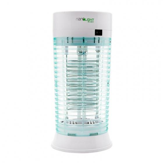 Combo đèn ngủ diệt muỗi Nanolight IK-001 + Đèn pin LT-006