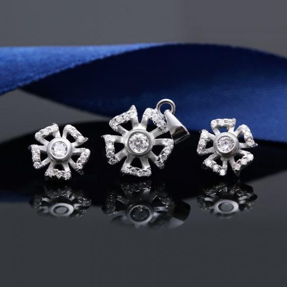 Bộ trang sức bạc Prety Like