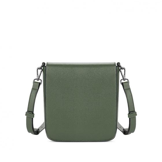 Túi đeo chéo thời trang (5051SD0025 - Xanh rêu)