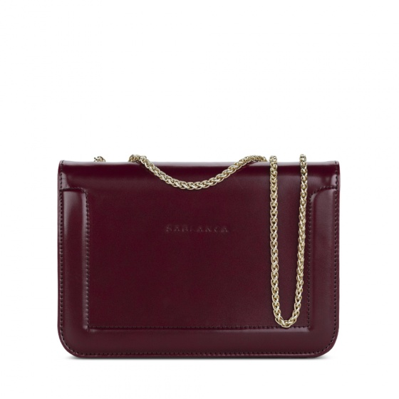 Túi đeo chéo thời trang (5051SD0028 - Đỏ)