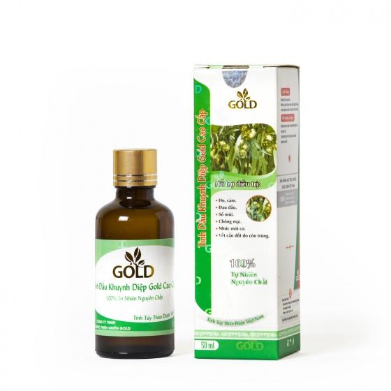 Tinh dầu khuynh diệp Gold cao cấp loại  50 ml