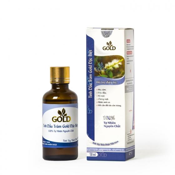Tinh dầu tràm Gold đặc biệt 50 ml