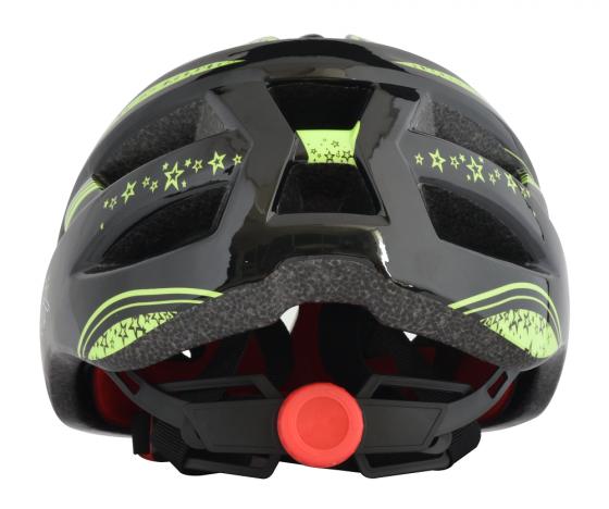 Nón bảo hiểm thể thao trẻ em Fornix A02NM17S-Xanh lá ngôi sao