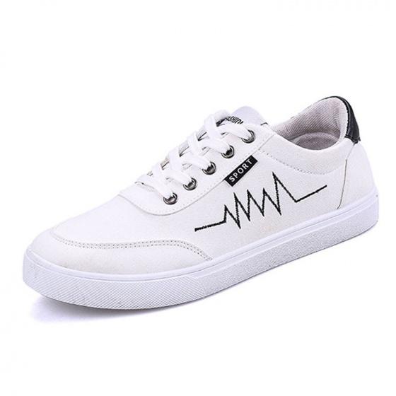 Rozalo RM3901-Giày sneaker nam thời trang kiểu dây buộc