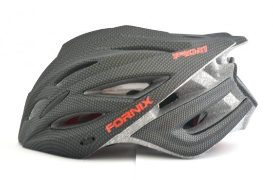 Nón bảo hiểm thể thao Fornix A02NX1L-Đen cacbon
