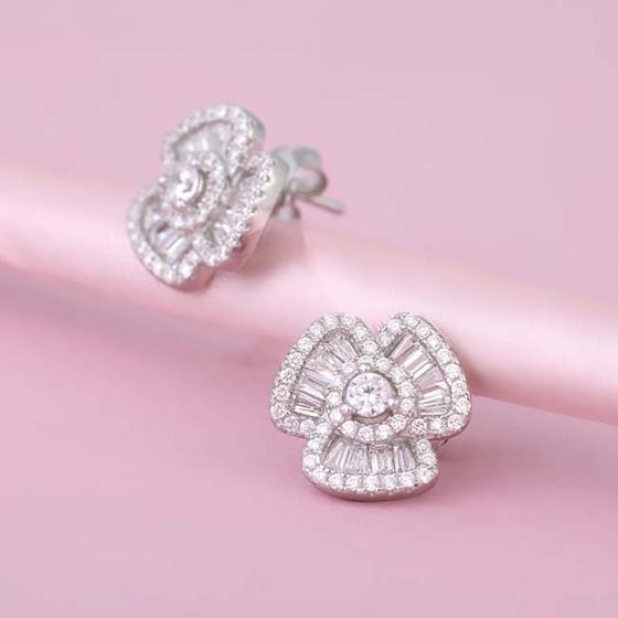 Bộ trang sức bạc Kalista Love