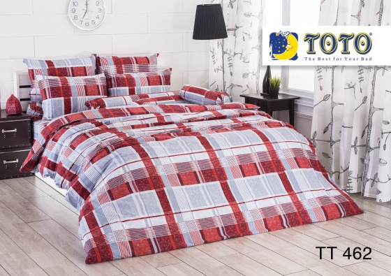 Chăn chần gòn bốn mùa Toto TT462 (1m8 x 2m3)