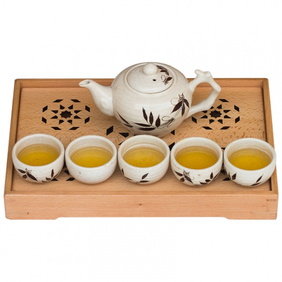 Khay trà gỗ Nhatvywood WT02