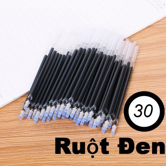 30 ruột bút mực nước gel cho học sinh giáo viên