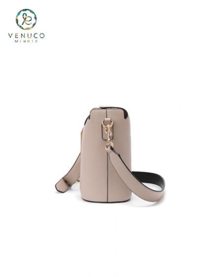 Túi xô hai trong một Venuco Madrid S396 màu ghi