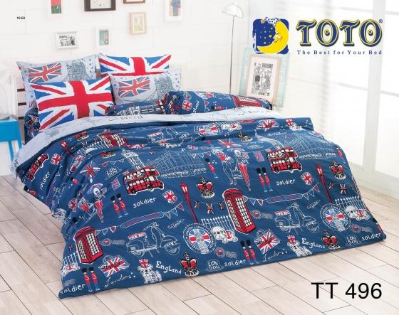 Chăn chần gòn bốn mùa Toto TT496 (1m8 x 2m3)
