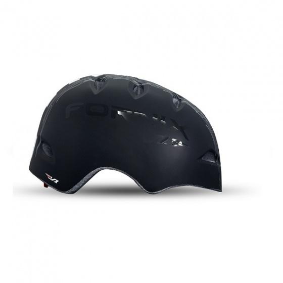 Nón bảo hiểm thể thao Fornix BMX NV1- màu đen