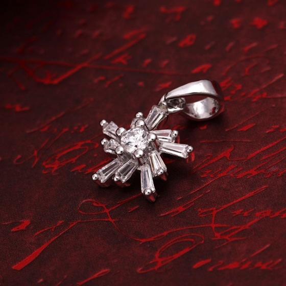 Bộ trang sức bạc Maokai Love