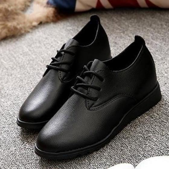 Giày nữ oxford Rozalo RM7088