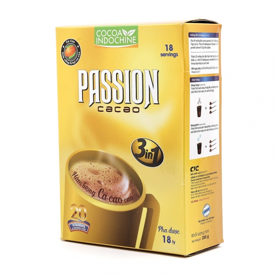 Cacao Passion  3 in 1 (285g)