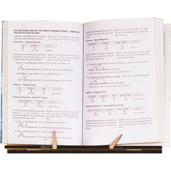 Kệ đọc sách gỗ Nhatvywood BH 05
