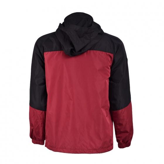 Áo gió nam Dunlop - DAGF8143-1M-DBK04 (Đỏ đen)