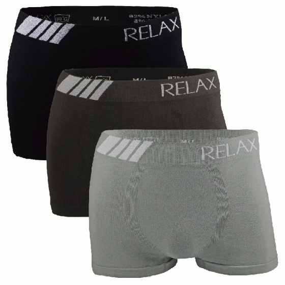 Combo 3 quần lót Relax nam RLTK014  (Màu ngẫu nhiên)