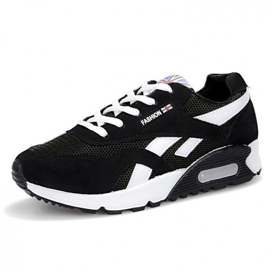 Giày sneaker thể thao nam nữ cờ anh Rozalo RM5860