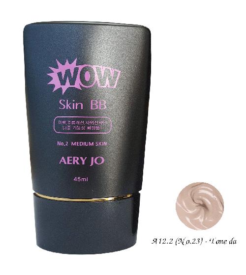 Kem BB trang điểm chống nắng cao SPF50+PA+++ (30g) Aery jo
