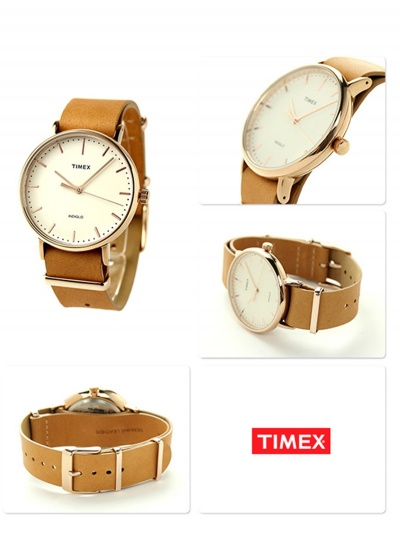 Đồng hồ Unisex Timex The Fairfield - TW2P91200