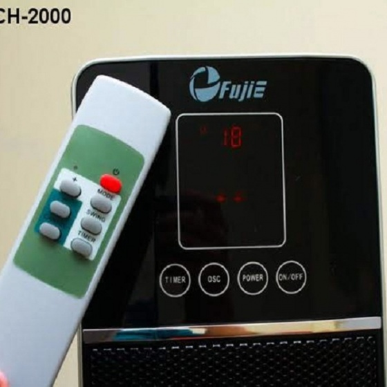 Quạt sưởi gốm ceramic FujiE CH-2000