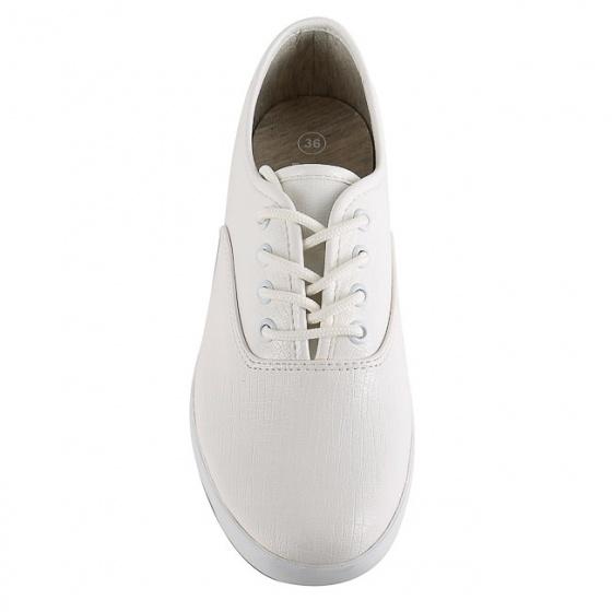 Giày sneaker nữ Sutumi O002 - trắng