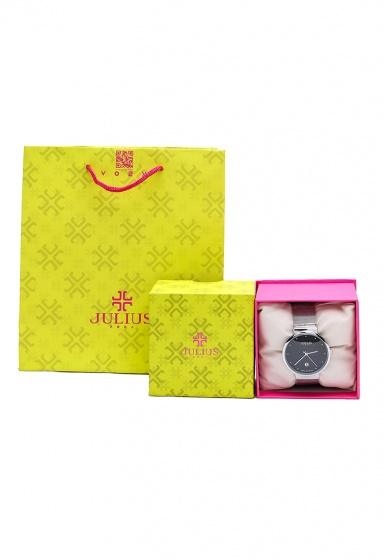 Đồng hồ nam JA-426M JU1052 Julius Hàn Quốc dây thép (Nhiều màu)