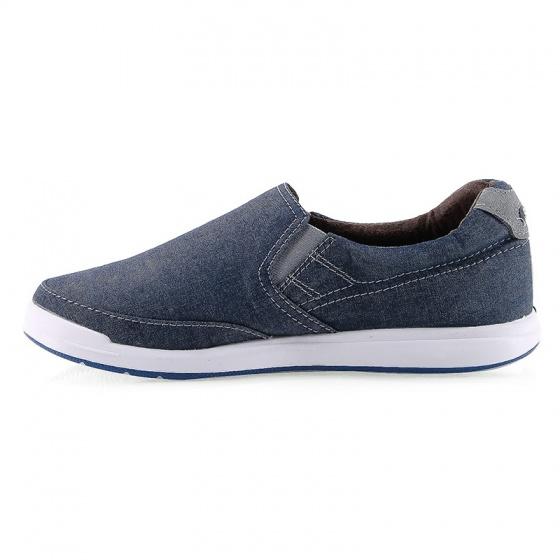 Giày lười nữ Sutumi 5202 - Xanh