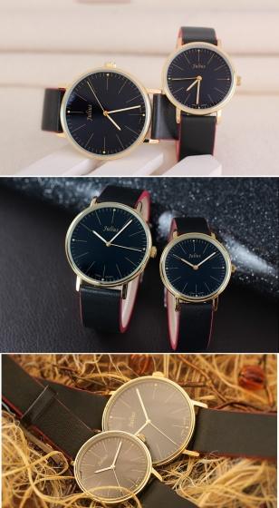 Đồng hồ nam Julius Hàn Quốc JA-814MB JU1005 (Đen)