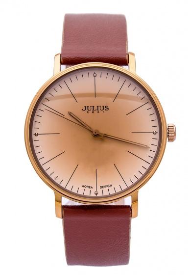 Đồng hồ nam Julius Hàn Quốc JA-814ME JU1005 (Nâu)