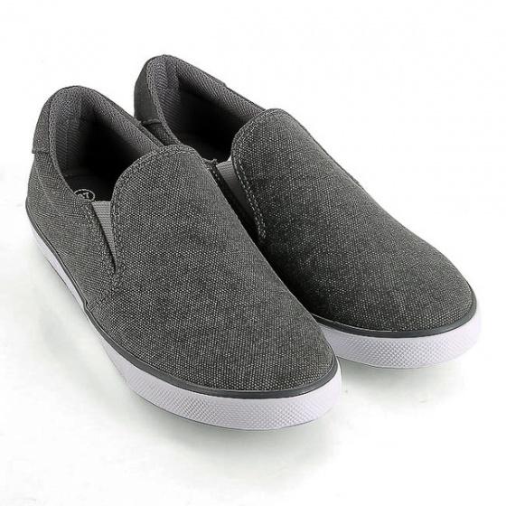 Giày lười nữ Sutumi W122 - Xám