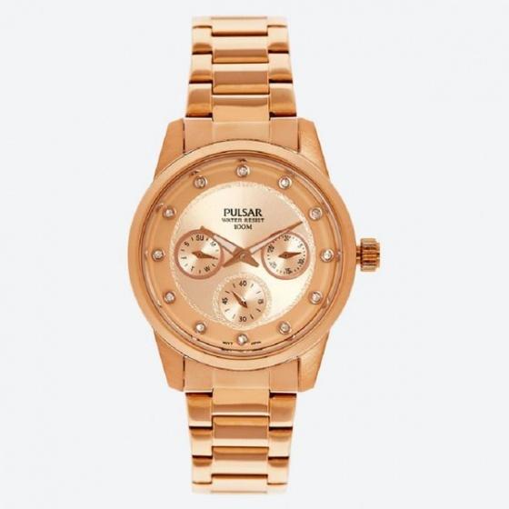 Đồng hồ nữ Pulsar PP6076X1 - Hàng nhập khẩu
