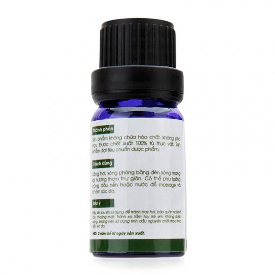 Combo tinh dầu sả chanh Lorganic + bưởi Lorganic (10ml /chai)