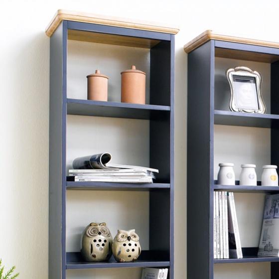 Tủ sách nhỏ NB-Blue gỗ tự nhiên
