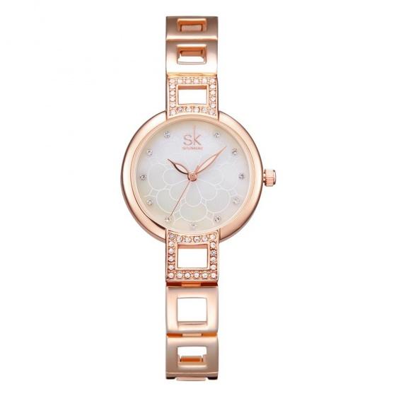Đồng hồ nữ chính hãng Shengke UK K0019L-01