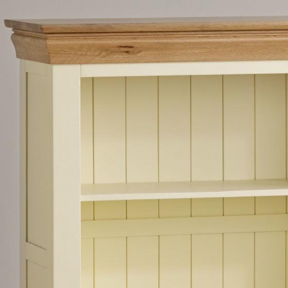Tủ sách thấp Country Cottage gỗ sồi - IBIE