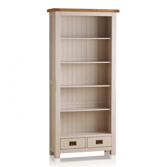 Tủ sách cao Kemble gỗ sồi