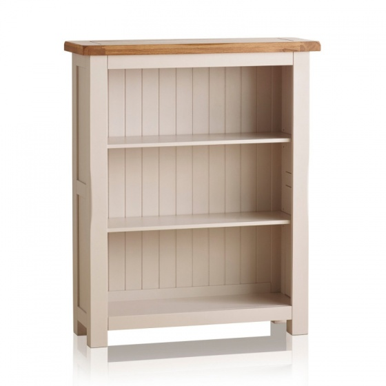 Tủ sách thấp Kemble gỗ sồi
