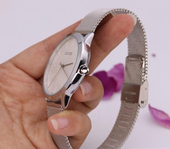 Đồng hồ nữ Julius Hàn Quốc dây thép JA-982 JU1231 (5 màu)