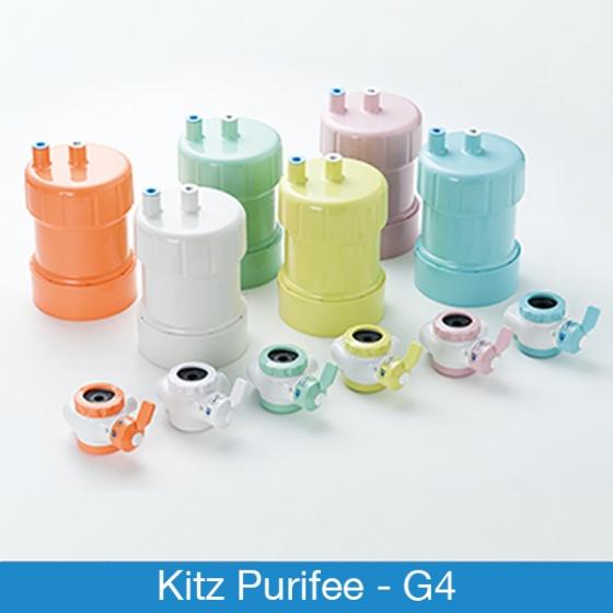 Máy lọc nước lắp tại vòi Kitz PF-G4