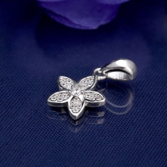 EROPI-Mặt dây chuyền bạc Lilacs Like