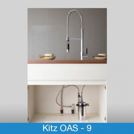 Máy lọc nước lắp dưới bồn rửa Kitz OAS-9